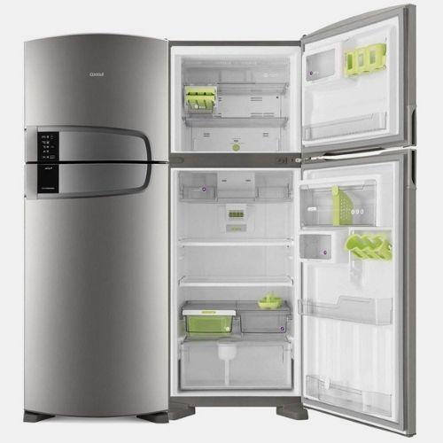 Refrigerador Consul CRM51 405 Litros Interface Touch Evox 220v