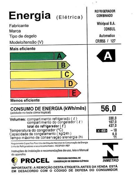 Consul-Crm55-Selo-Procel-A