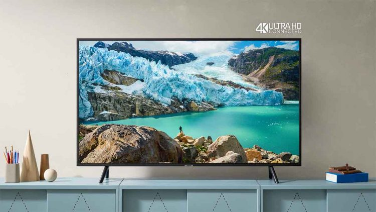 Smart TV Samsung 55RU7100