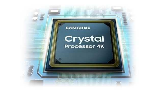 Smart-TV-Samsung-55TU8000-Crystal-UHD-Pocessador