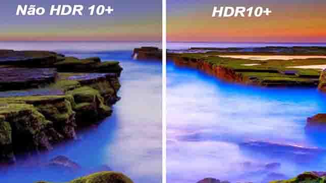 Smart TV Samsung RU7100-hdr10+