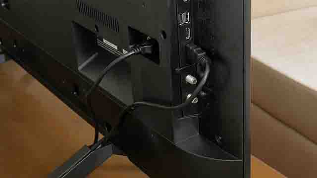 Smart TV Sony 55 polegadas 4K XBR-55X805G-Conectividade