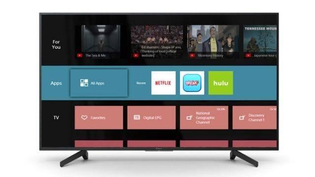 Smart-TV-Sony-65-polegadas-KD-65X705G-Ultra-HD-4K