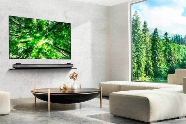 melhor smart televisão LG