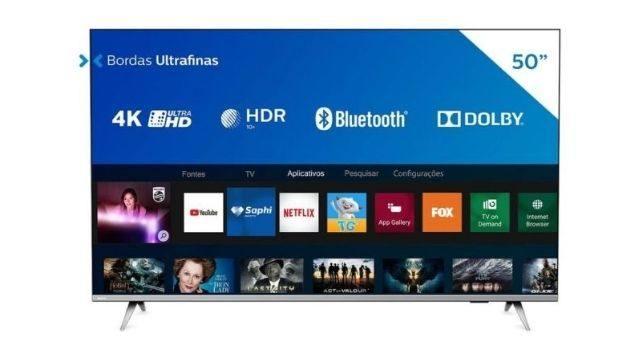 Smart-TV-Philips-50-polegadas-50PUG6654-LED-UHD-4K-HDR