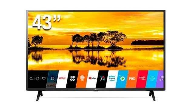 Software-e-funções-de-Smart-TV-LED-43''-LG-43LM6300