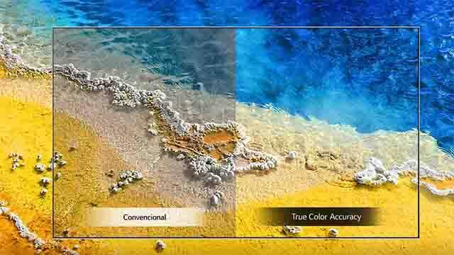 smart-tv-LG-50UM7510-True Color Accuracy