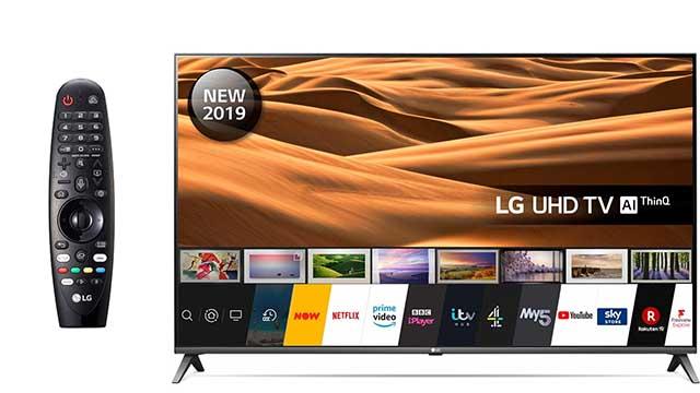 smart-tv-LG-50UM7510-design